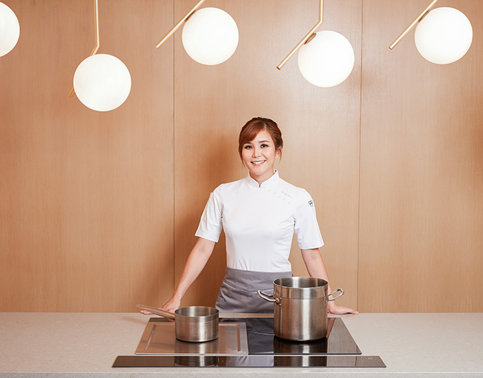 Michelin Guide Hong Kong - Vicky Lau Tate